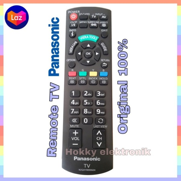 REMOTE PANASONIK ORIGINAL 100% BEST SELLER