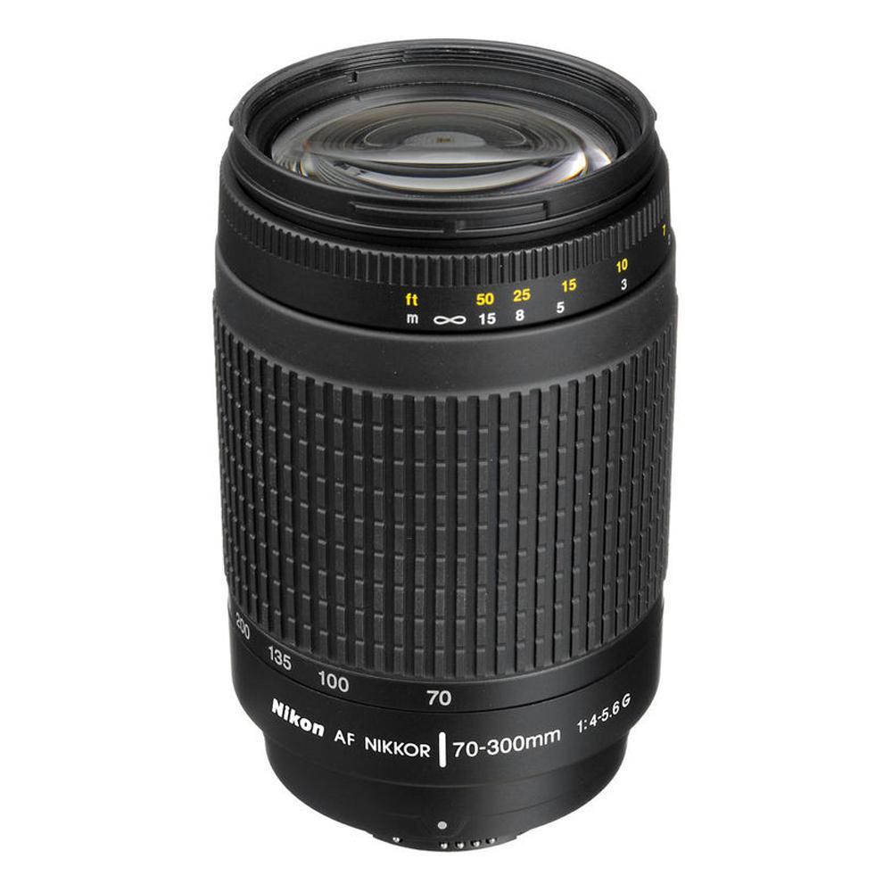 Nikon Lensa Af 70 300mm F 4 5 6 G Zoom