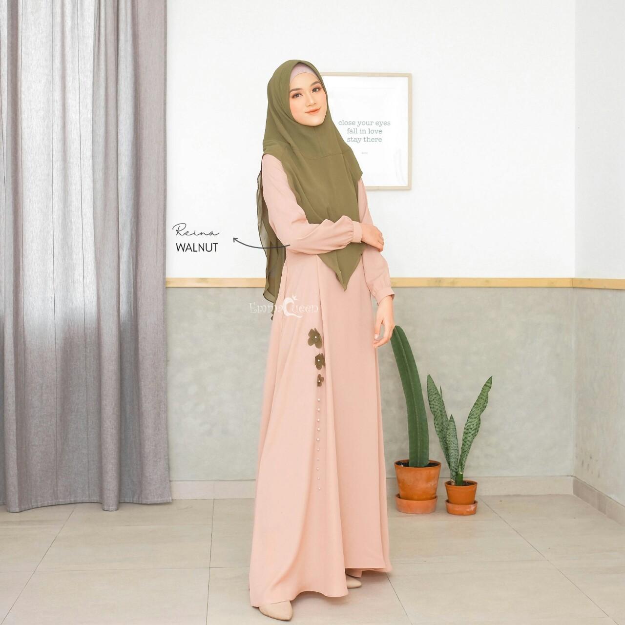 Reina Dress Original By Emmaqueen Lazada Indonesia