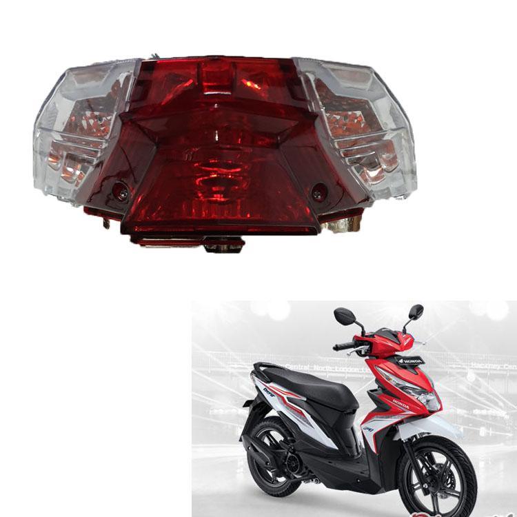 Lampu Belakang Beat Esp All New 2016 -2109 Assy Pnp Langsung Pasang