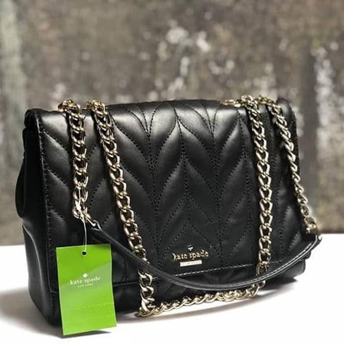tas Kate Spade Large Emelyn Leather Quilted original f0edce0a74