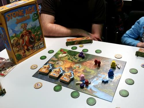 My First Stone Age Board Games