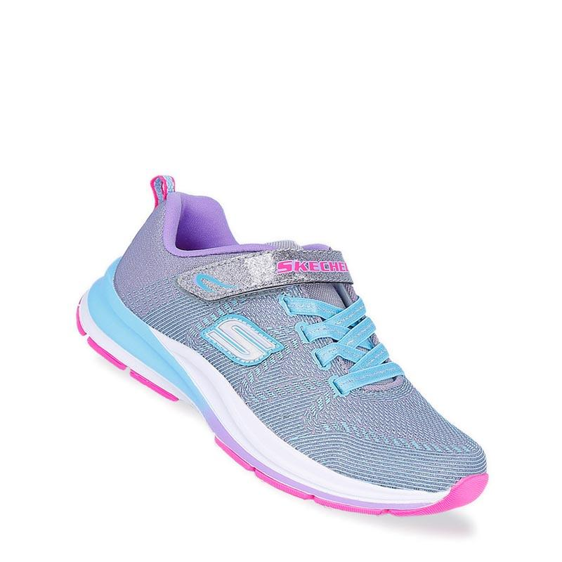 Skechers - Double Strides - Duo Dash Sepatu Olahraga Sneakers Anak Perempuan - Abu-abu