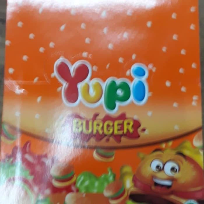 YUPI BERGER ,LITTLE STAR,BABY BEARS,EXATIC MANGO. isi 24 pcs RZ GALERY Cemilan Anak-anak