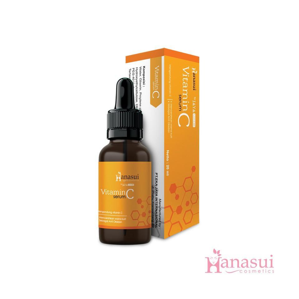 Hanasui Serum Vitamin C Jaya Mandiri - 20ml