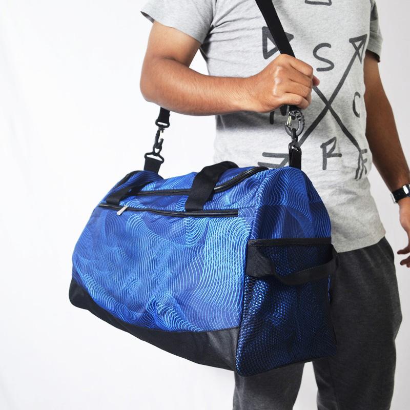 Bolalicious - Travel Bag Ixodes - Tas Olahraga - Tas Traveling - Tas Travel By Bolalicious.