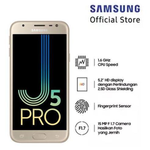 Samsung Galaxy J5 PRO SM-J530 - Gold