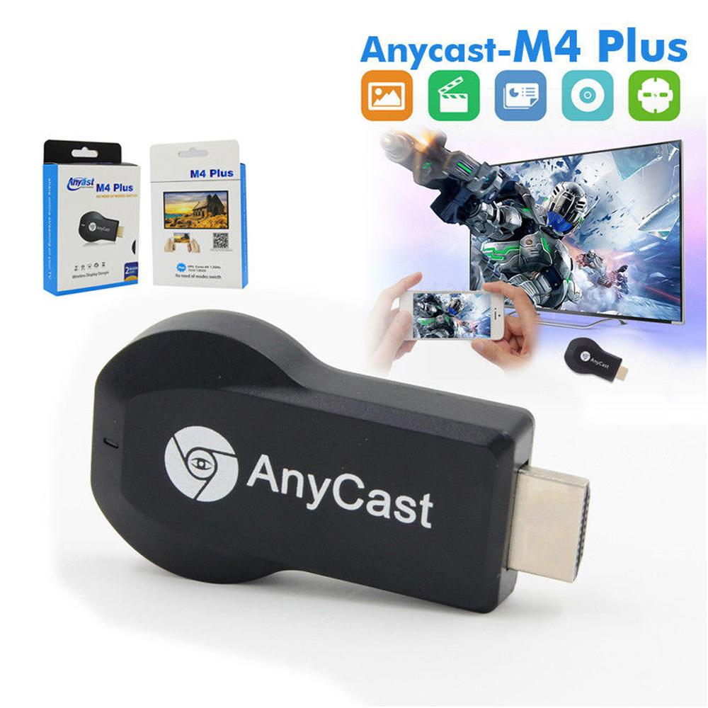 Anycast Dongle Wifi Hdmi Display Receiver - Hdmi Dongle - Anycast Wireless Dlna Airplay Dongle Tv Stick Push Chrome Cast Wifi Display Receiver Pc Android Media Player For Ipad Android By Naxen Indonesia.