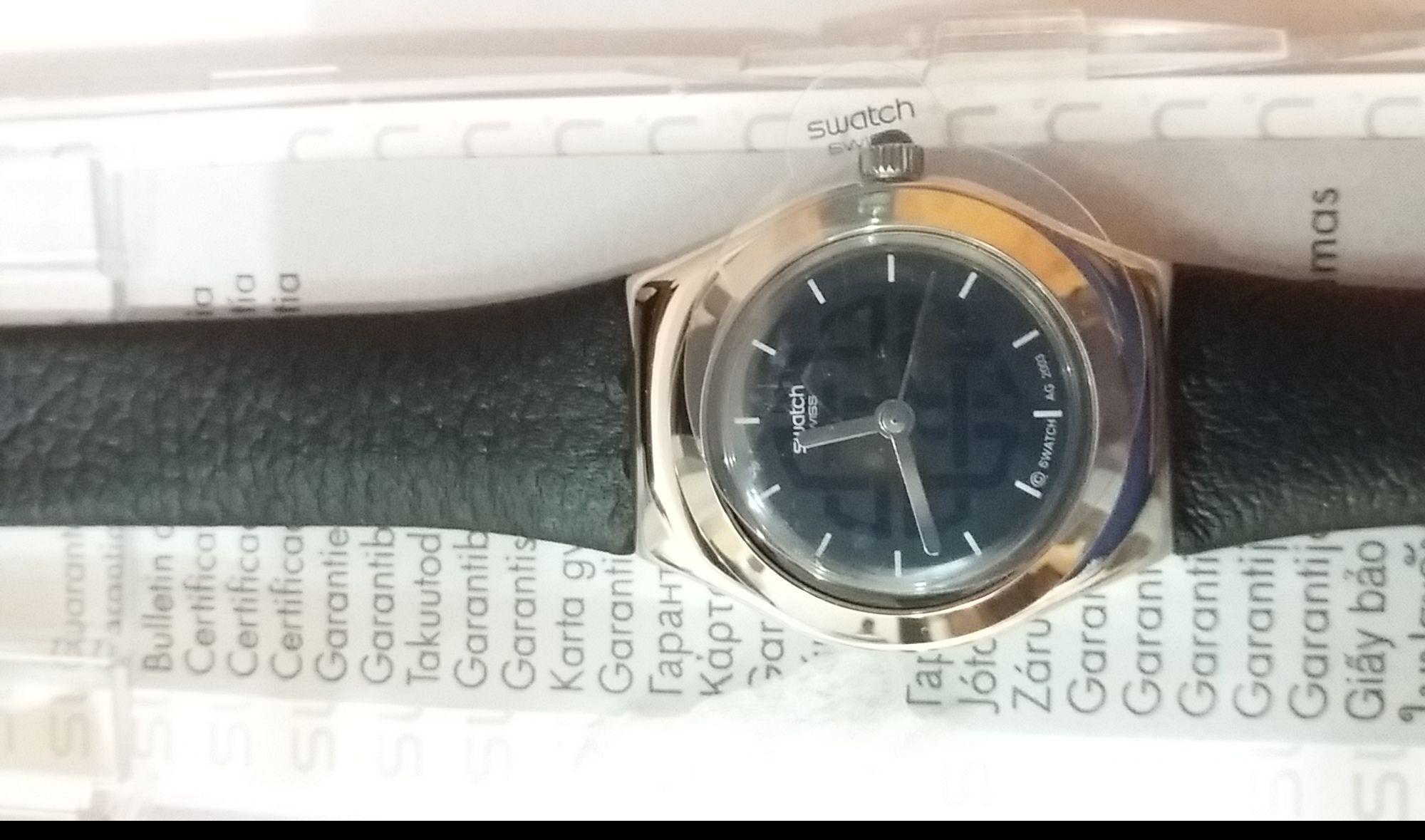 Jam tangan SWATCH ORIGINAL IRONY STAINLESS STEEL YSS163 SCHIAVA DELL ORA 8046cfe334