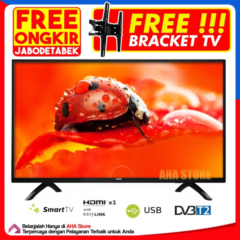 Philips LED Digital Smart TV 43 Inch 43PFT5853S/70 (FREE ONGKIR JABODETABEK)