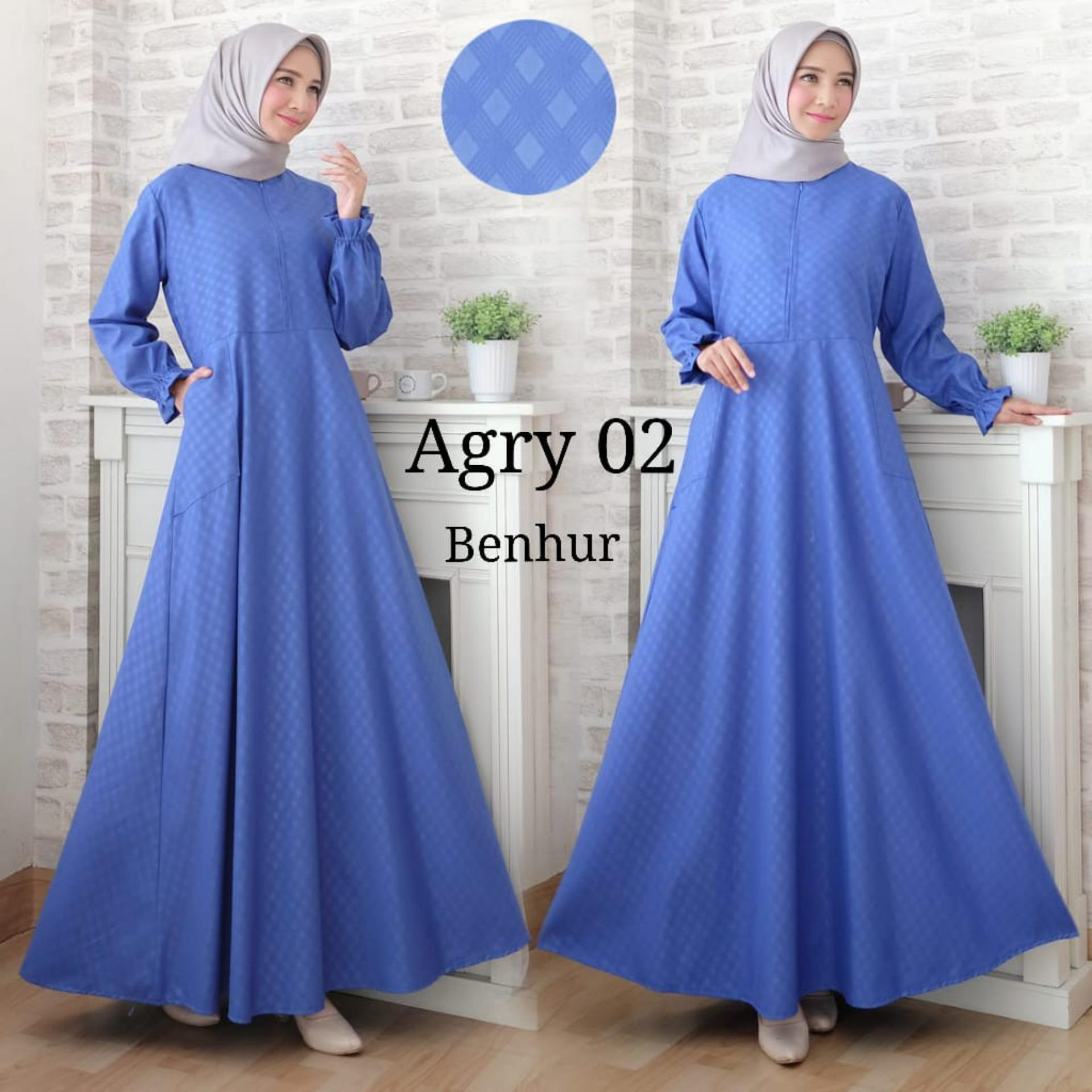 Snowshop Dress Baju Muslim AGRY 0668f901e0