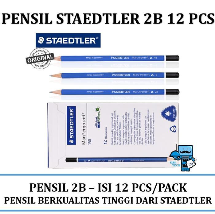BEST SELLER Pensil Steadler 2B 12PCS - nkPYkEsQ