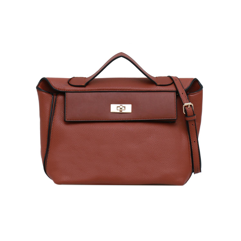 fb8e84288cd Elizabeth Bag Lorna Handbag Brickred