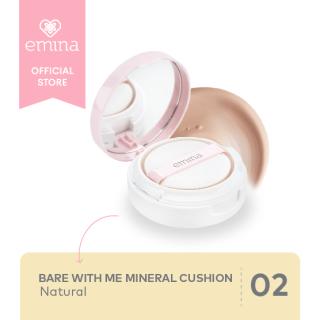 EMINA Bare With Me Mineral Cushion - BB Cushion thumbnail