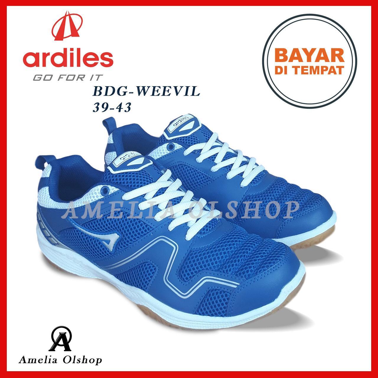 Amelia Olshop - Sepatu Ardiles BDG-WEEVIL 39-43 / Sepatu Pria / Sepatu Sport Pria / Sepatu Sneakers Pria / Sepatu Jogging Pria / Sepatu Olahraga Pria