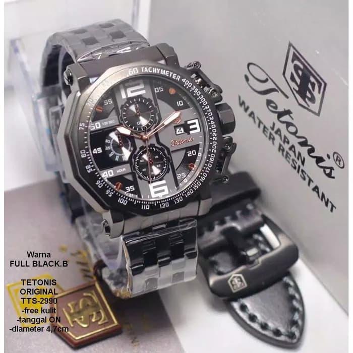 Limited Edition  Tetonis Original - Jam Tangan Pria Casual Fashion   Sport  Tetonis Chrono 272a3ab3e0