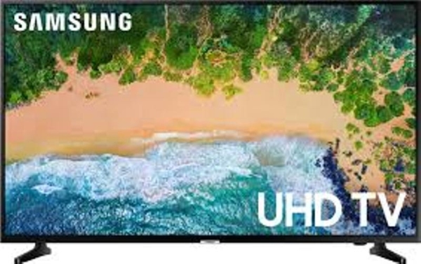 65  TU8500 Crystal UHD 4K Smart TV Samsung (2020)