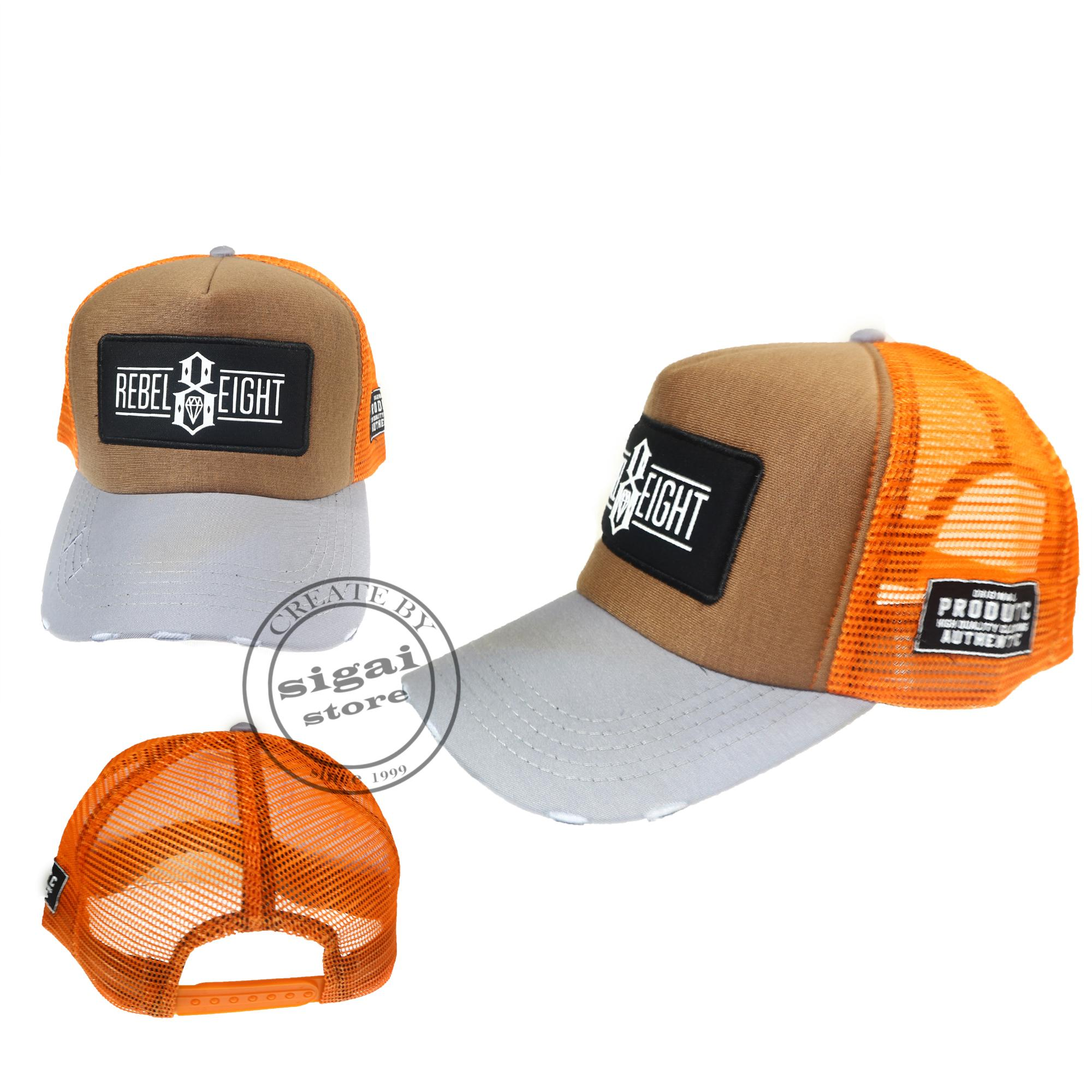 Ajs Store Topi Pria Distro Baseball Tali Panjang Printing Snapback ... 2799637a3c