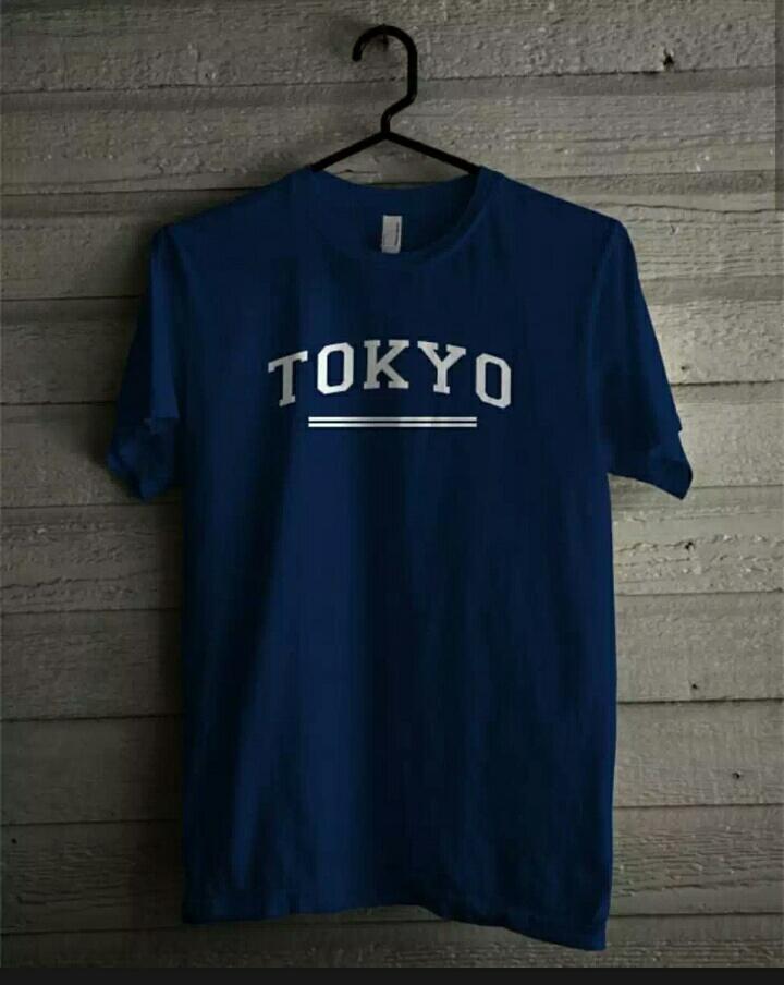 Alfin Distro / Kaos Distro Pria / Atasan T-Shirt Pria / Baju Kaos Distro