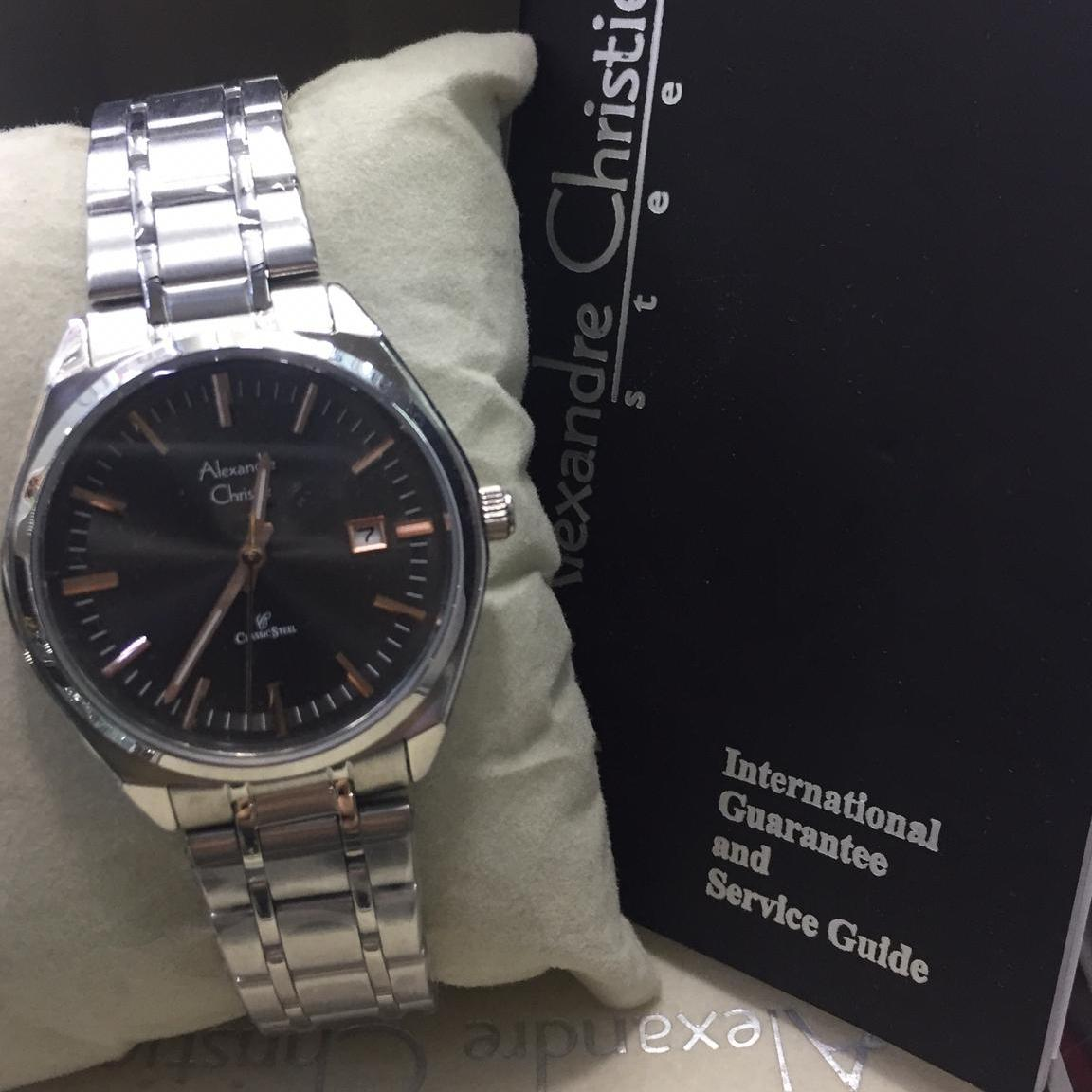 Jam tangan Alexandre Christie Original 096977 680f506f6d