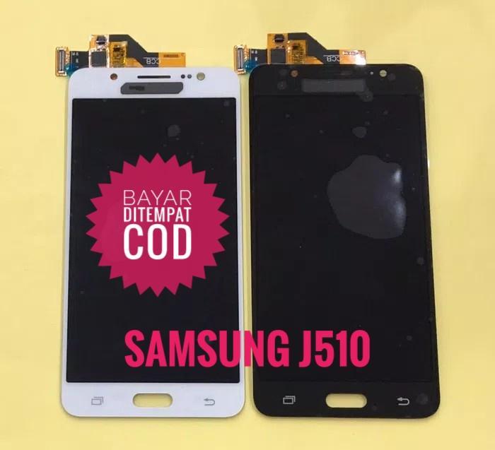 LCD Samsung Galaxy J510 J5 2016 Fullset Touchscreen AA Contras Main