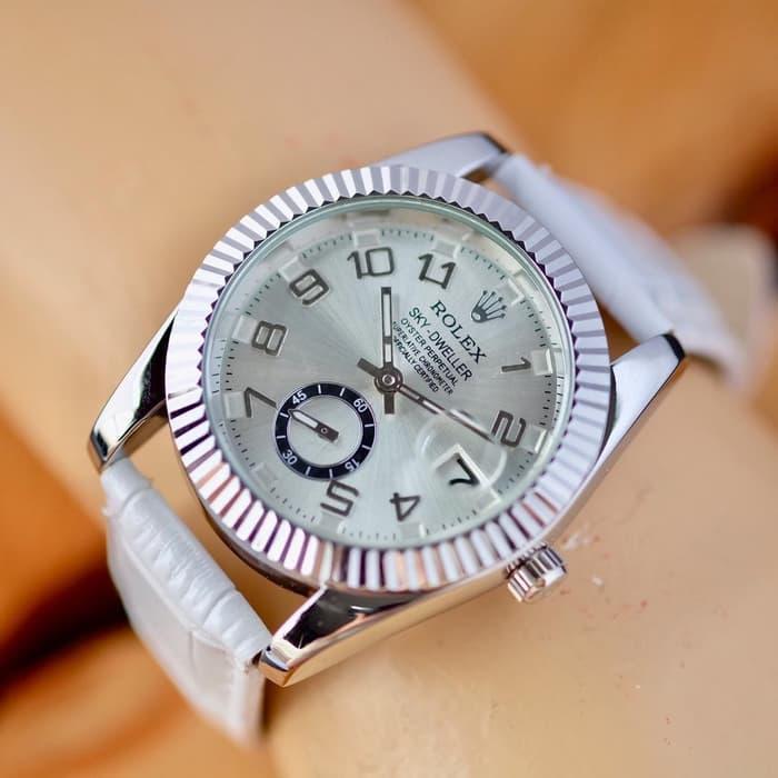 Jam Tangan Cewek / Wanita Rolex R1248 / Jam Tangan Wanita Rolex / Jam Rolex / Jam Wanita Terlaris / Jam Wanita Rolex Terlaris / Jam Tangan Rolex Terbaru