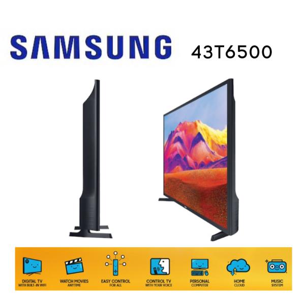 43T6500 SAMSUNG FULL HD LED SMART TV 43 inch UA43T6500 Digital 2020