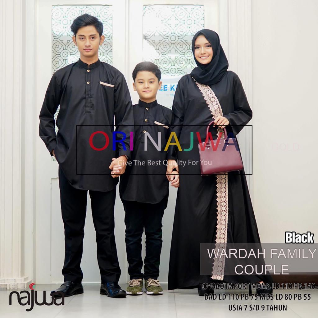 WARDAH FAMILY COUPLE