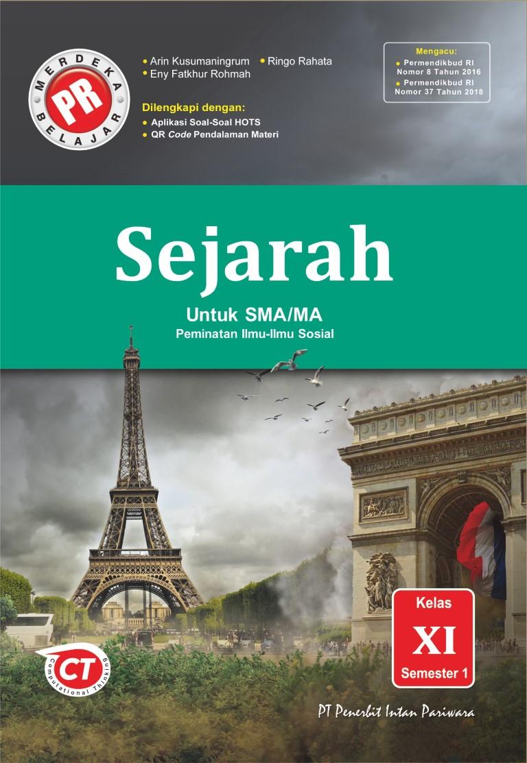 Buku Pr Sejarah Mapel Peminatan Kelas 11 Semester 1 Lks Intan Pariwara 2020 2021 Lazada Indonesia