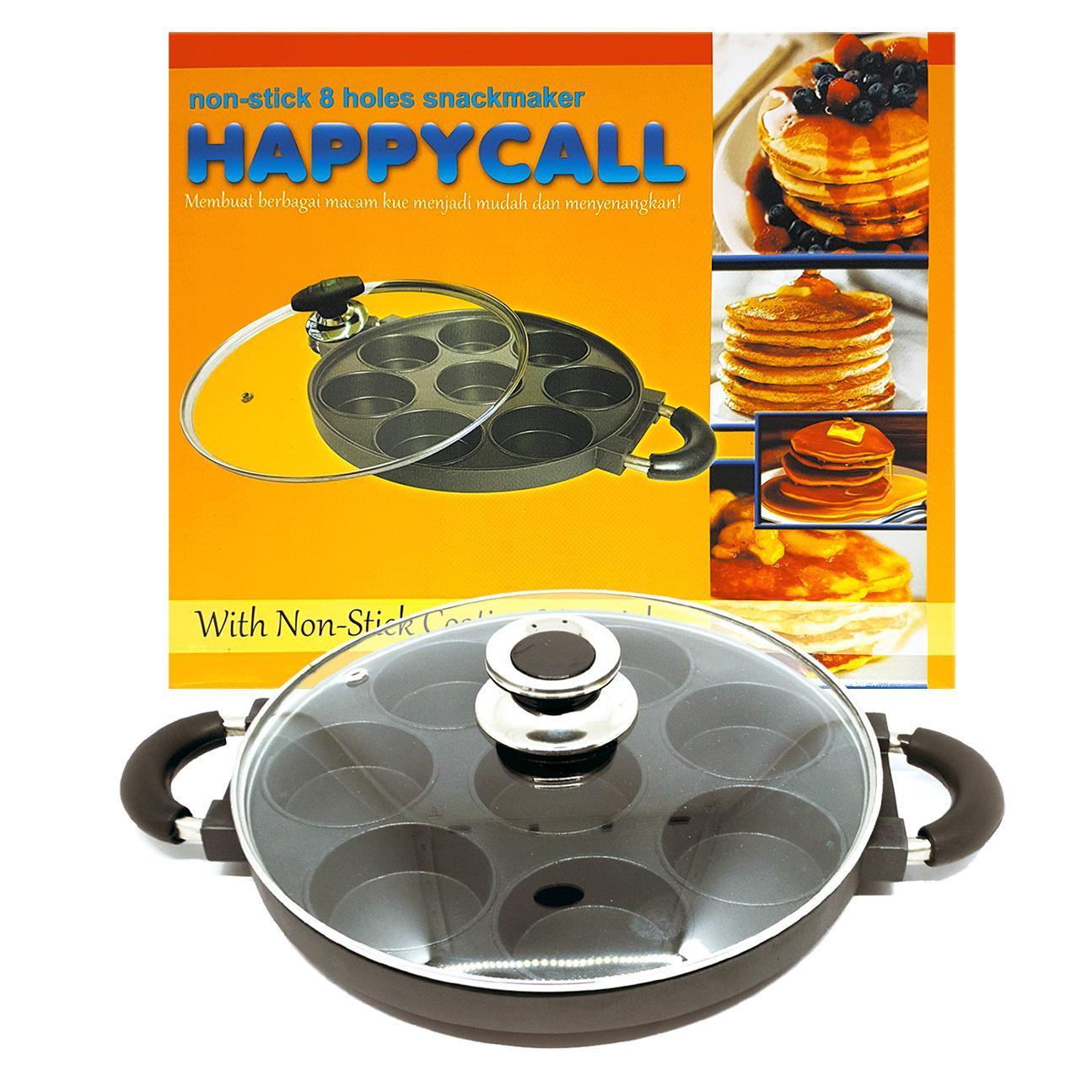 Cake Molds Pancake Cetakan Kue 8 Lubang By Yuk-Masak.