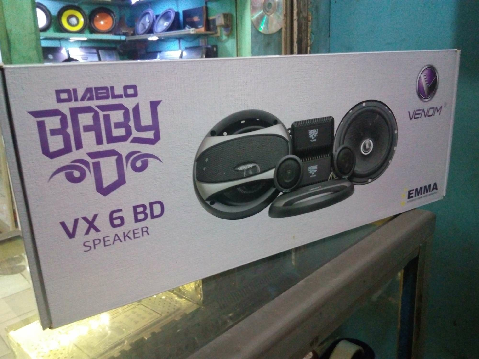 Jual Venom Speaker Mobil Terlengkap | Lazada.co.id