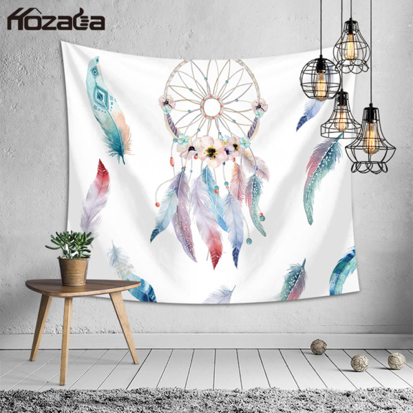 Hozada Tapestry Wall Decoration Hangings Backdrop Home Decor Tapestries Room Decor Photography Background Covering Wall Clothes Beach Towels