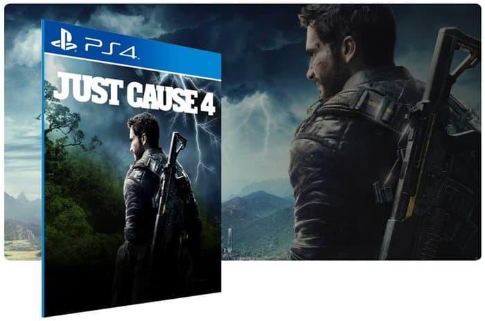 PS4 Game - Just Cause 4 ( Reg 3 Asia / English )