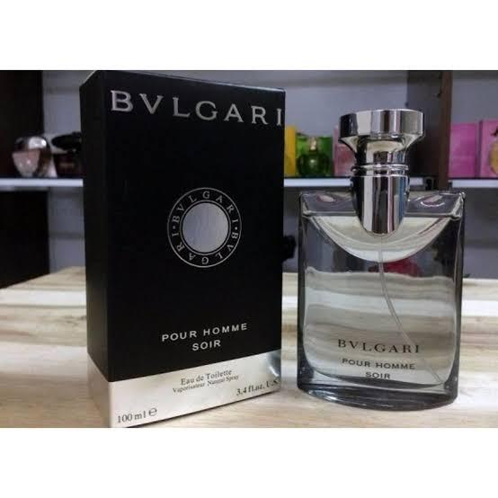 Bvlgari – Pour Homme Soir Men - Parfum Pria Terbaik