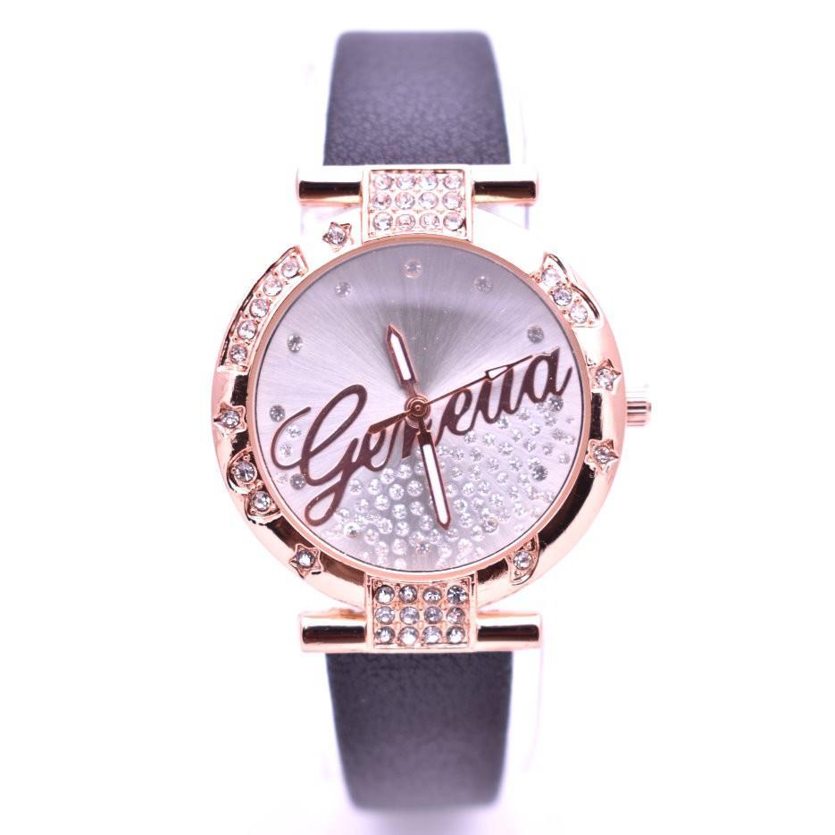 Jam Tangan Wanita Geneva Kail Diamond JT-610 475e056b99