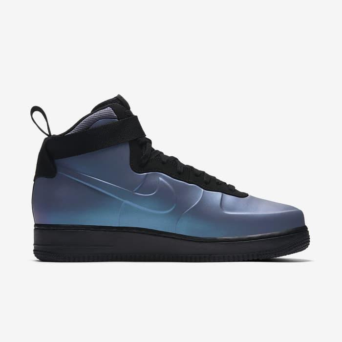 Nike Air Force 1 Foamposite Cup Sepatu Olahraga Basket Pria - Light Carbon 9efcf8e6bb