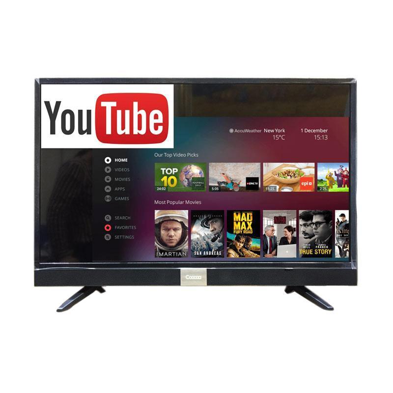Toshiba 32L5650 Smart LED TV [32 Inch/ USB Movie/ Opera/ L56 Series]