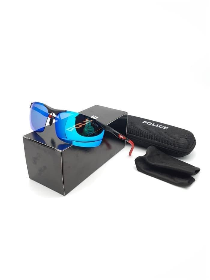 Sungglases Kacamata Police S1808 Anti Uv Protection Polarized Super Fullset e6d25caeb3