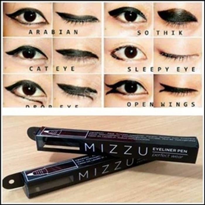 BEST SELLER ada mizzu eye liner pen eye liner pensil alis - ECmsyEjU