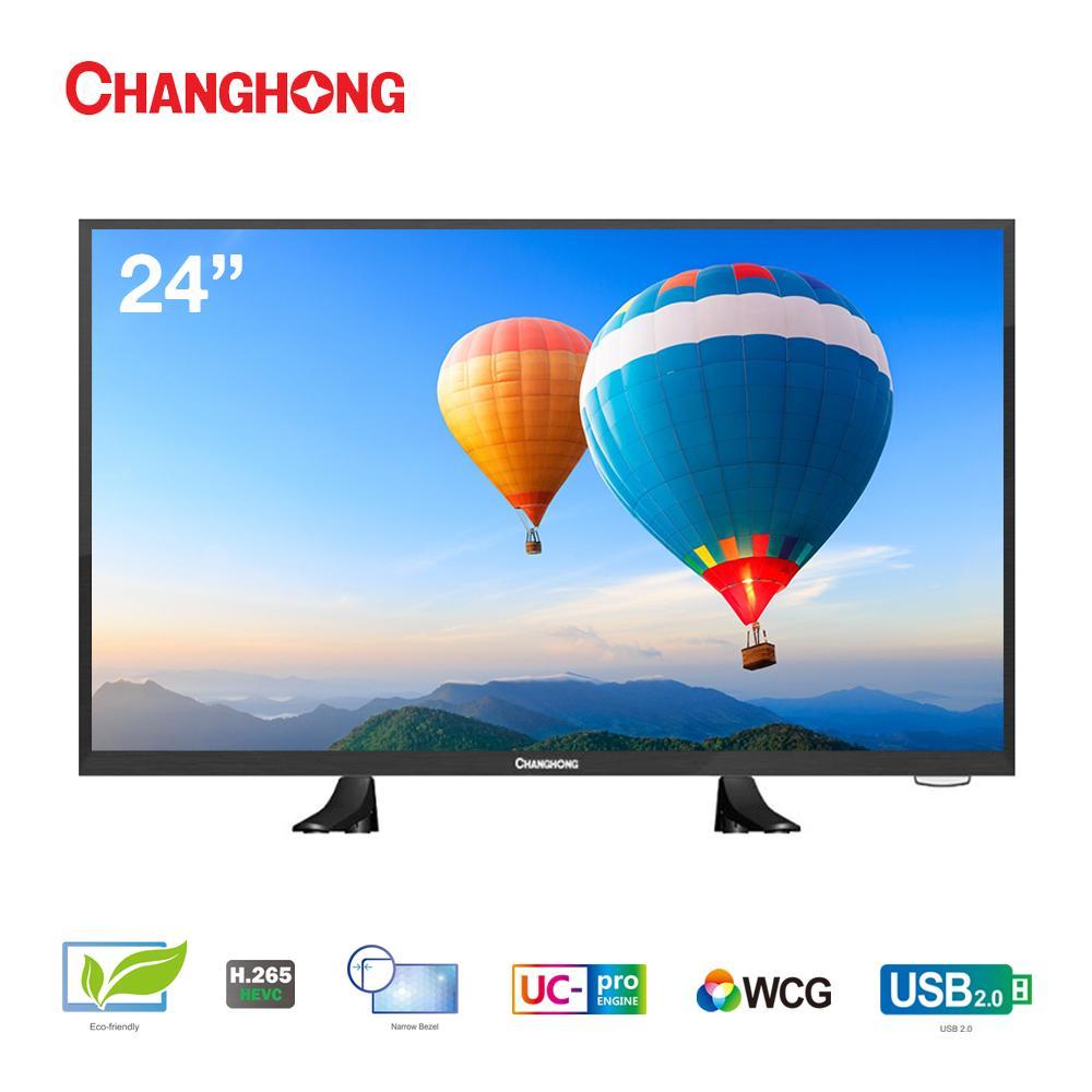 LED L24G3A CHANGHONG LED TV 24 INCH ANALOG GARANSI RESMI 3 TAHUN