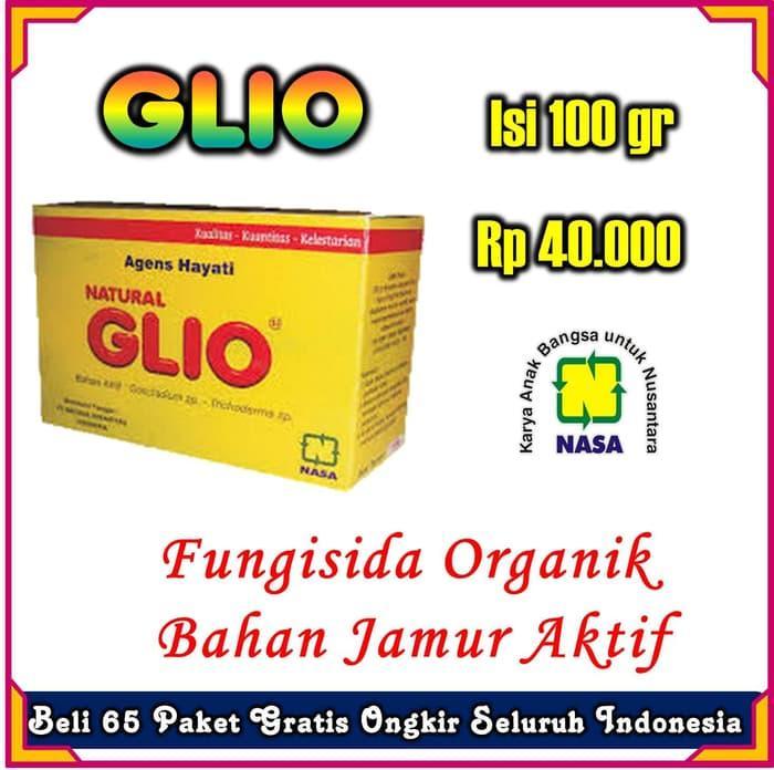 Natural Glio Organik Original Nasa Pengendali Jamur Fusarium Mengatasi Layu Daun Batang Akar By Mentari Jaya Organik.