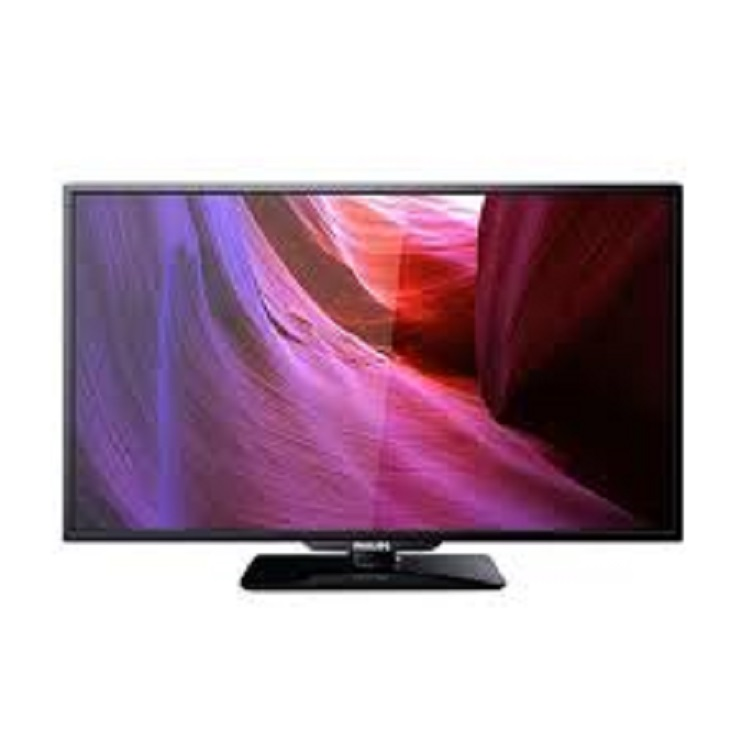 PHILIPS 24PHA4003S/70 LED TV  HDMI  USB Movie  VGA