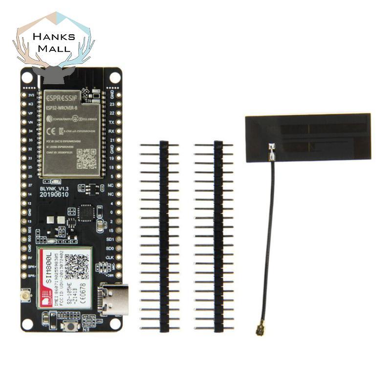 HK Wireless Communication Module FPC Antenna SIM Card SIM800L Module TTGO T-Call V1.3ESP32
