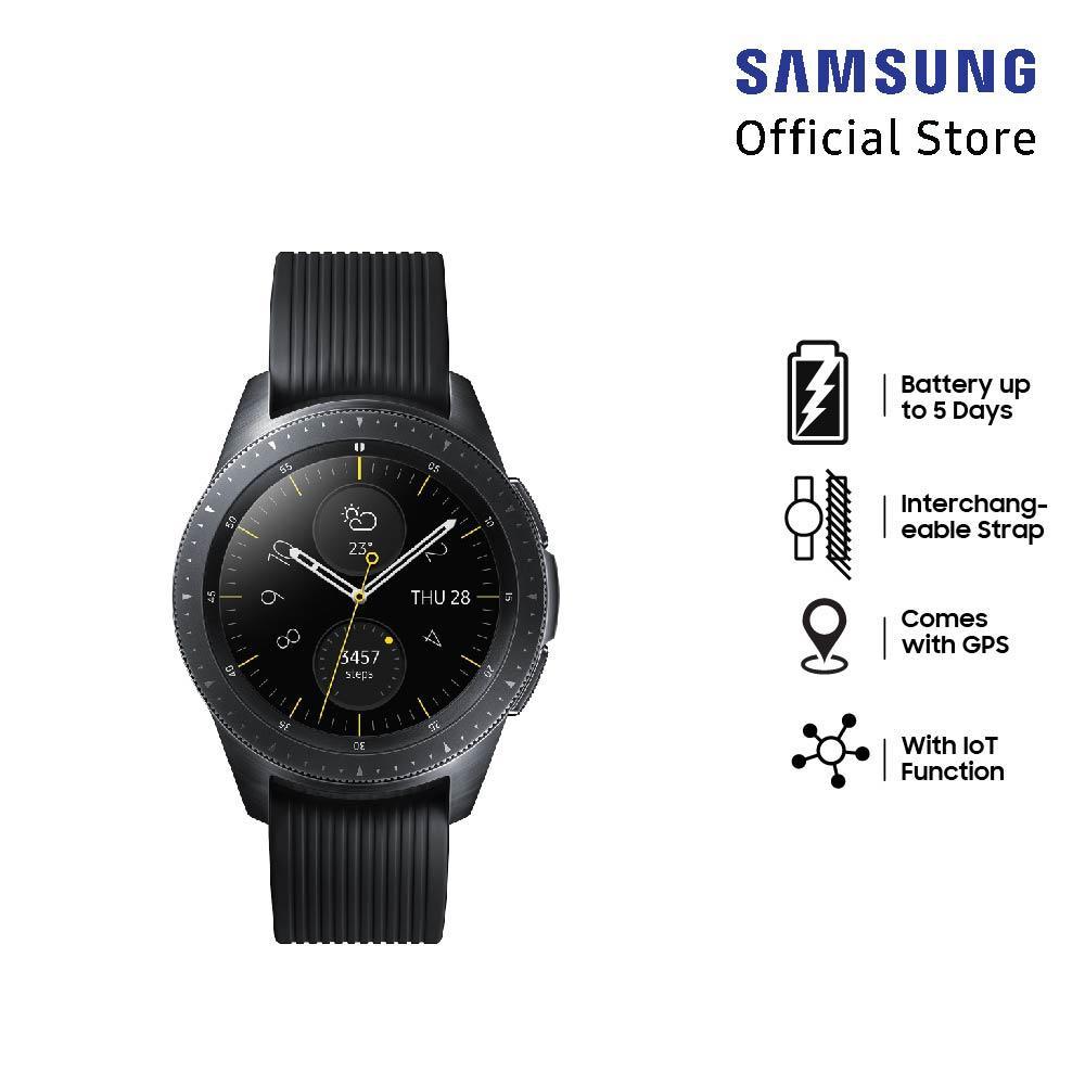 Samsung Galaxy Watch Midnight Black 42 mm