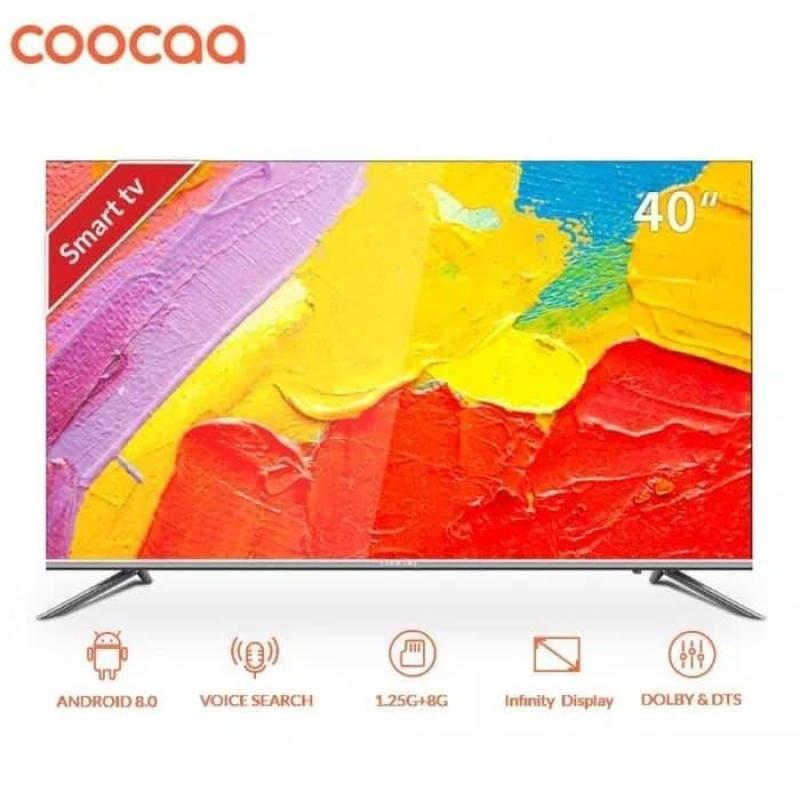 COOCAA 43 inch DIGITAL SMART ANDROID LED FULL HD TV - 43E6