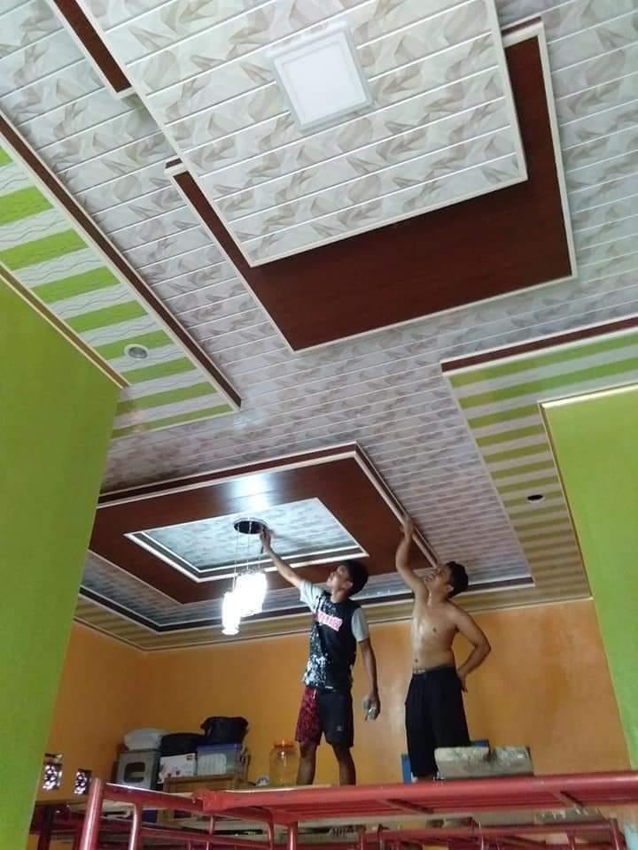 Model Plafon Pvc Ruang Tamu Terbaru Rumah Idaman Impian Kita