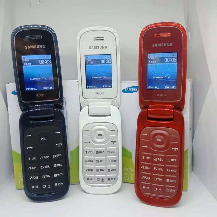 Jual Hp Samsung Lipat Caramel Tipe Gt E1272 Hp Samsung Caramel Flip