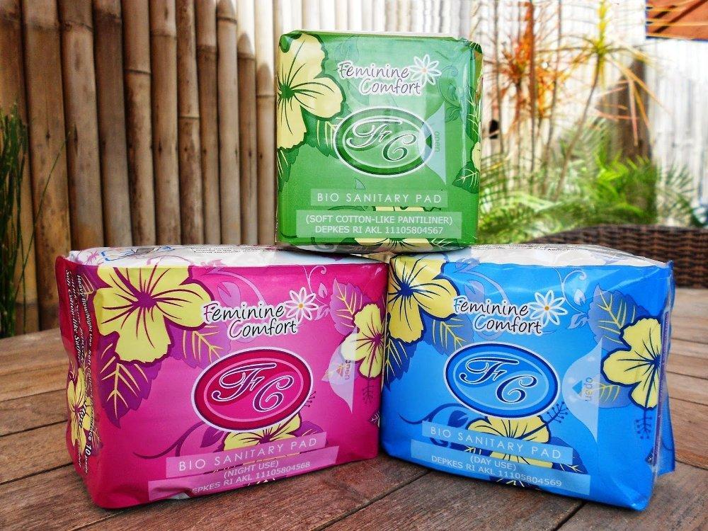 Night Use Paket 5 Pcs ... - Pembalut Herbal IN3 Pantyliner .