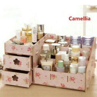 cosmetic storage mini rak kosmetik mini tempat kosmetik mini thumbnail
