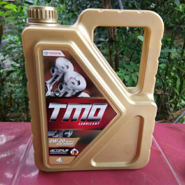 OLI MOBIL TMO GOLD SAE 0w-20 4L